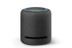Alexa EchoDot Amazon smile (3rd Gen) Smart Speaker 2020 A voice controlled Smart Speaker with Bluetooth Connectivity Amazon Prime.