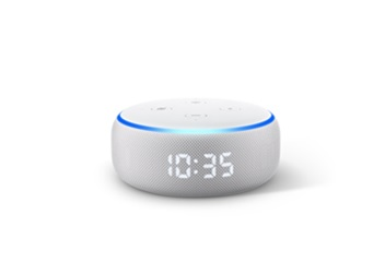 The best Echo Dot with a digital Clock
