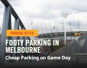 SecureParking-Footy lovers, Secure Parking Coupons  & Secure Parking Vouchers