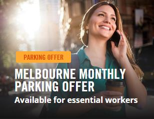 SecureParking-Melbourne Offer
