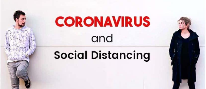 Coronavirus (Covid-19) Social Distancing