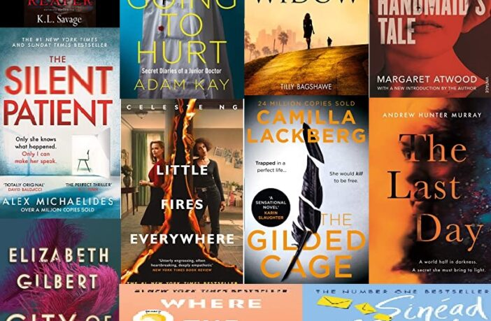Feast For Eyes on the Top 10 Books to Read in 2020