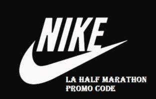 Nike La Half Marathon Promo Code