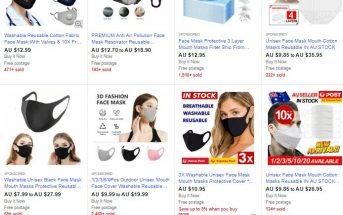 MASK Australia US International 50 pcs Box $10 Mask AU available in US too. Respirators Surgical Mask Melbourne Victoria.