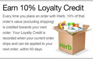 iherb vouchers & coupons 10loyalty Off