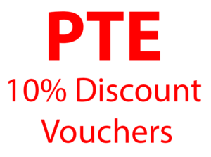 Pearson PTE Academics Preparation Practice Test Coupons
