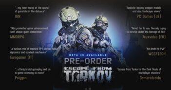 Escape From Tarkov Promo Code (Nov, 2020)